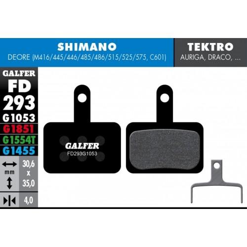 Galfer SHIMANO/ FD293/FD294/FD452-30párů