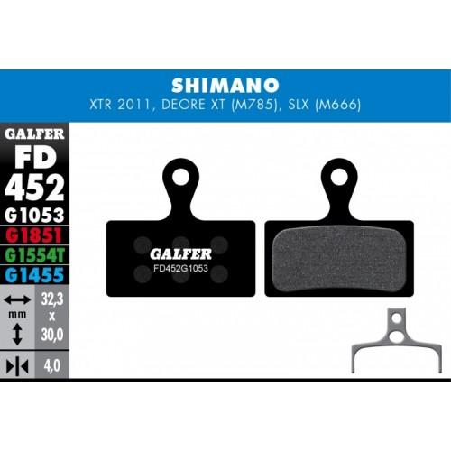 Galfer SHIMANO / AVID / SHIMANO-30párů