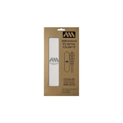 AMS Frame ST Clear/Silver naklejki ochronne