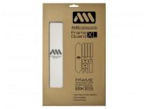 AMS Frame polep XL Clear/Silver