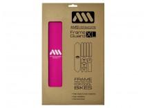 AMS Frame polep XL Magenta/White