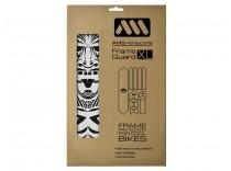 AMS Frame polep XL Clear/Maori