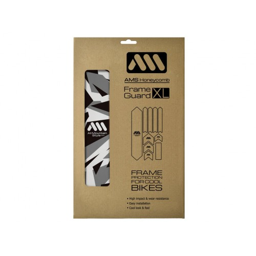 AMF Frame polep XL Digital/Camo