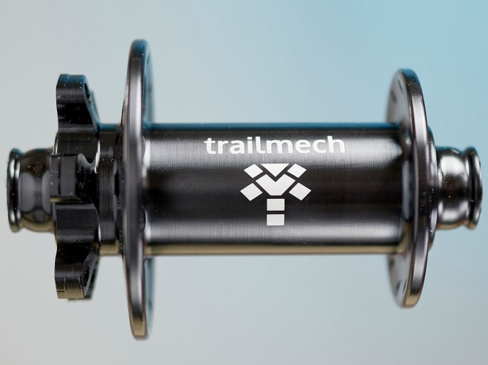 Trailmech Gravel - przód