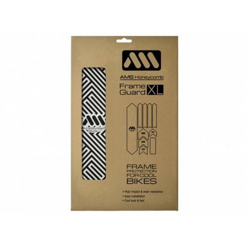 AMS Frame polep XL Maze/Black