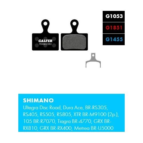 Galfer FD496 - Shimano
