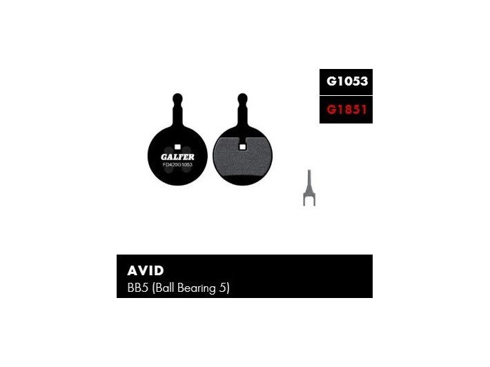 Galfer FD420 - Avid